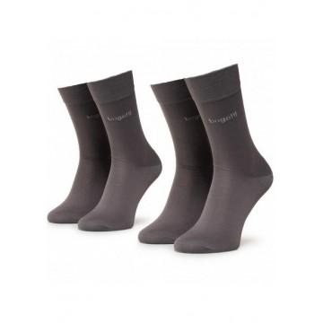 Набор носков 2 пары серые