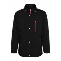 Куртка черная водонепроницаемая