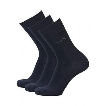 Набор носков 3 пары синие