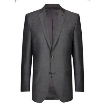 Пиджак светло-серый костюмный
