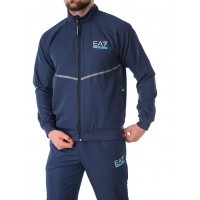 Спортивный костюм темно-синий