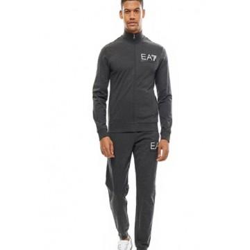 Спортивный костюм EA7 серый