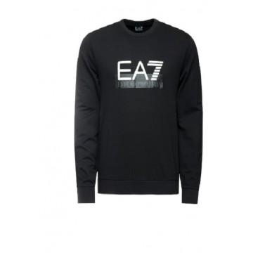 Sweatshirt black print