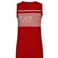 Платье красное джерси