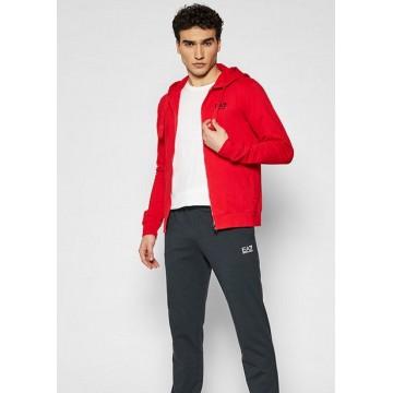 Спортивный костюм красно-синий