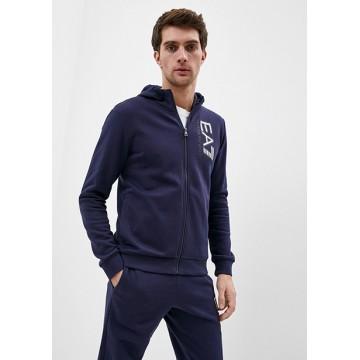Спорт костюм тёмно-синий