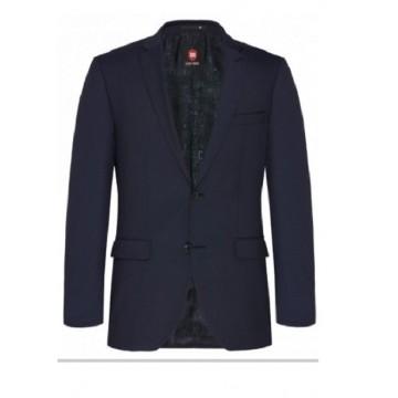 Пиджак костюмный синий