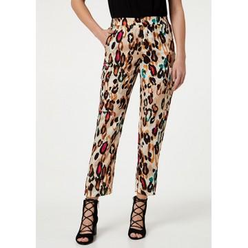 Cargo pants leopard