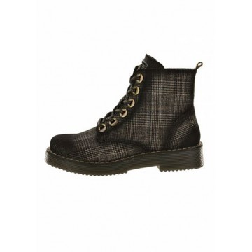 Boots brown cage