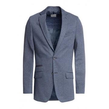 Пиджак SF 74см синий м/д