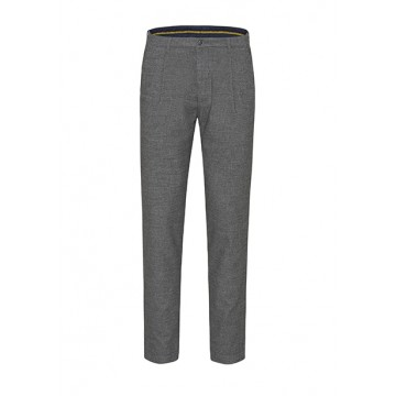 Slacks gray melange