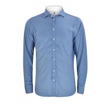 Men's Hai Blue Pea Shirt