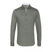 Рубашка мужская хаки