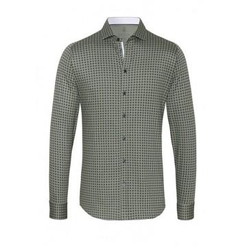 Men's Shirt Hai Khaki