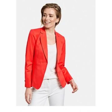 Пиджак костюмный коралл Casual