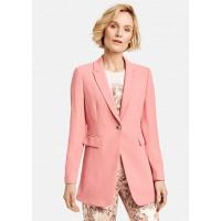 Пиджак костюмный с.розовый