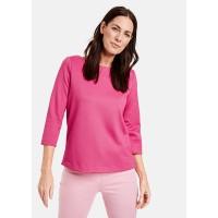 Блуза тёмно-розовая