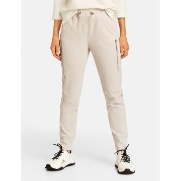 JoggPant Beige Pants