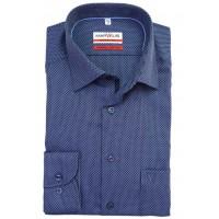 Сорочка синяя
