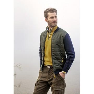 Куртка зеленая Combi