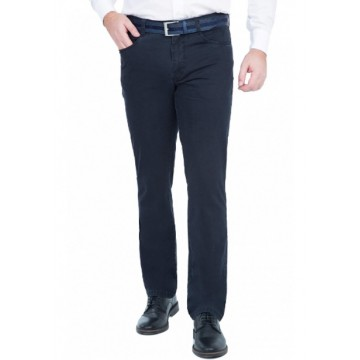 Slacks Reno navy blue