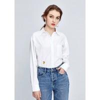 Сорочка белая с вышивкой