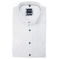 Сорочка белая микро-фактура
