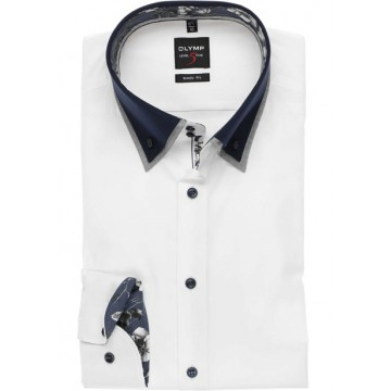 Shirt BF Button-Down 64 level 5 white