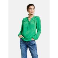 Блуза зелёная