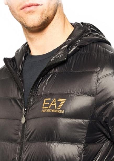 Down jacket demi 65sm black