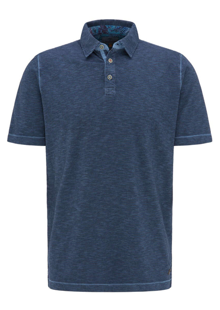 Polo blue stripe