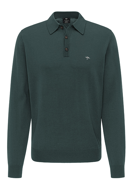 Polo emerald long sleeve