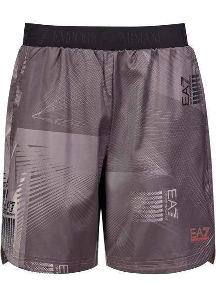 Sports shorts gray