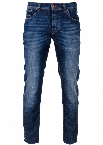 jeans SF 17см style3100 Stretch blue