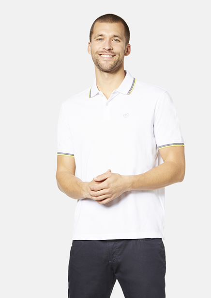 Polo white logo