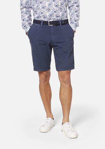 Shorts navy blue