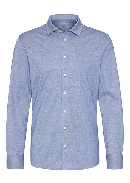 Shirt blue jersey