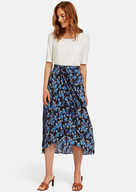 Collection Skirt navy blue