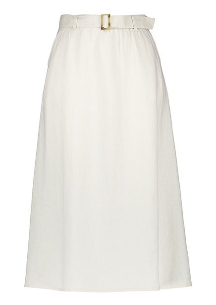 Skirt maxi s.beige