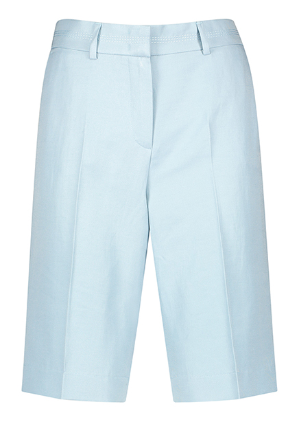Shorts blue midi