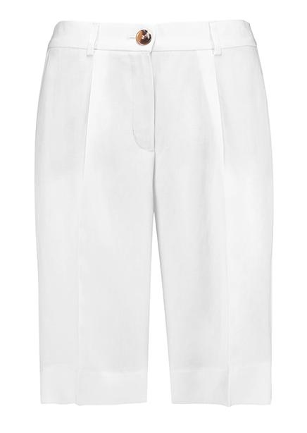 Gerry Weber midi shorts white