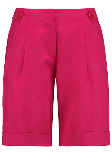 Midi shorts fuchsia