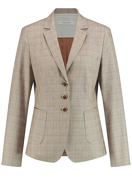 Suit jacket print run