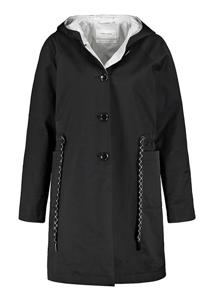 Cloak demi 90cm black