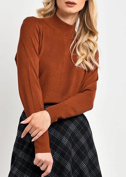 Jumper brown
