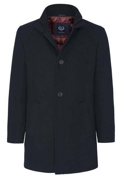 Coat John NewFris navy blue