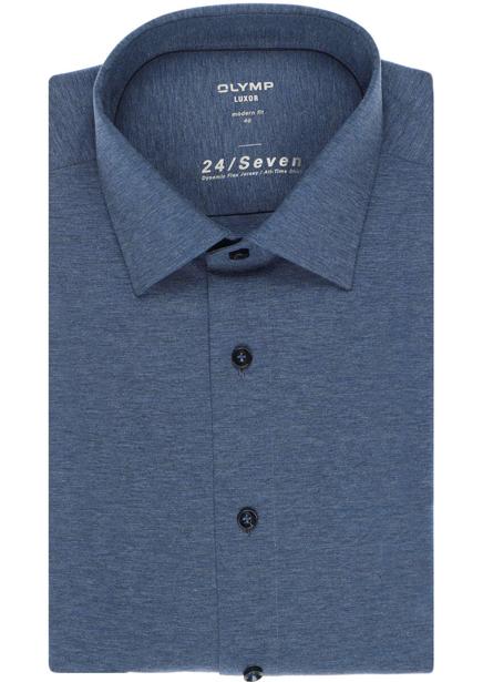 Shirt MF Kent 64 Luxor blue
