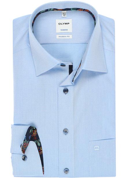 Shirt MF Kent 64 Tendenz blue
