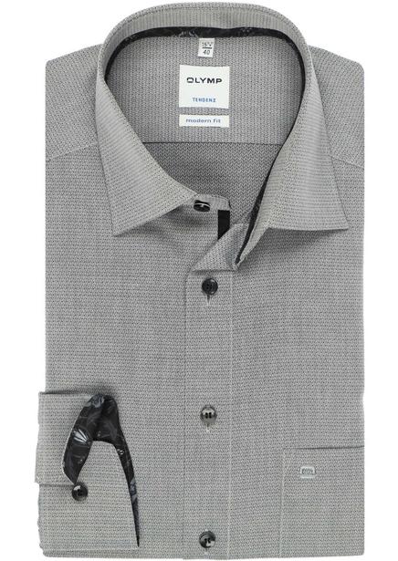 Shirt MF Kent 64 Tendenz light gray