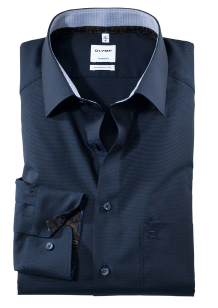 Shirt MF Kent 64 Tendenz navy blue